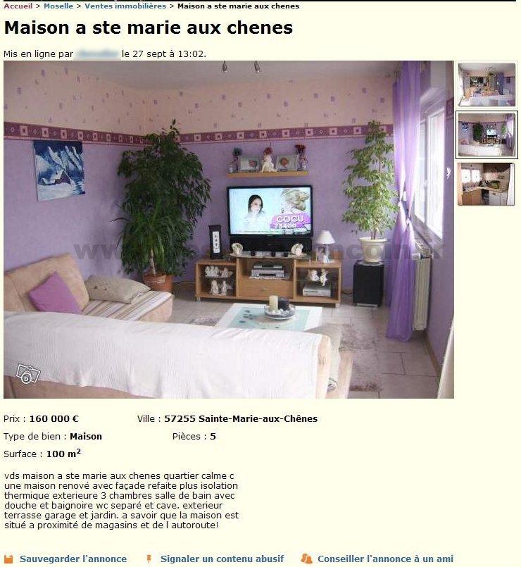 Maison Cocu Ventes Immobilières Lorraine Best Of Le