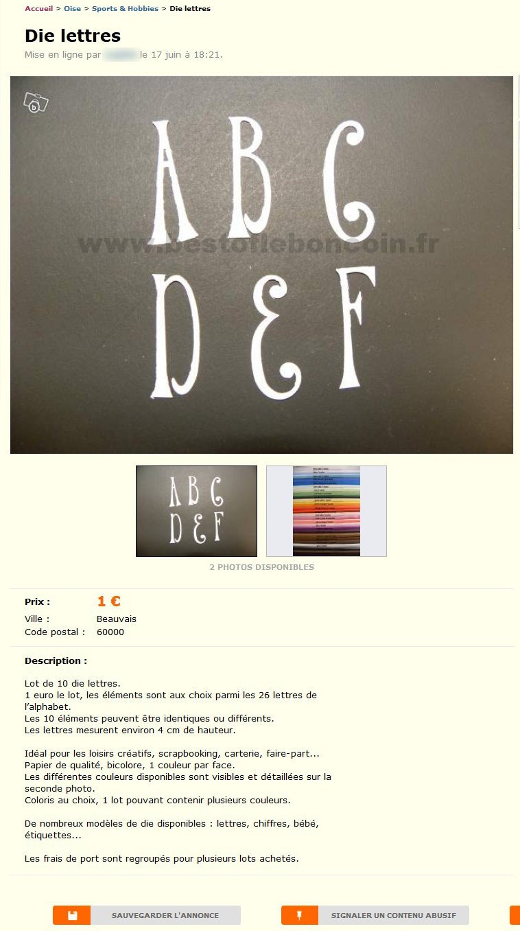 die lettres sports hobbies picardie best of le bon. Black Bedroom Furniture Sets. Home Design Ideas
