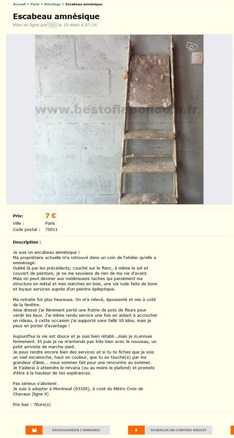 escabeau amn sique bricolage le de france best of. Black Bedroom Furniture Sets. Home Design Ideas