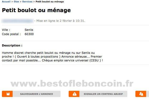 Petit Boulot Ou Ménage Prestation De Services Picardie