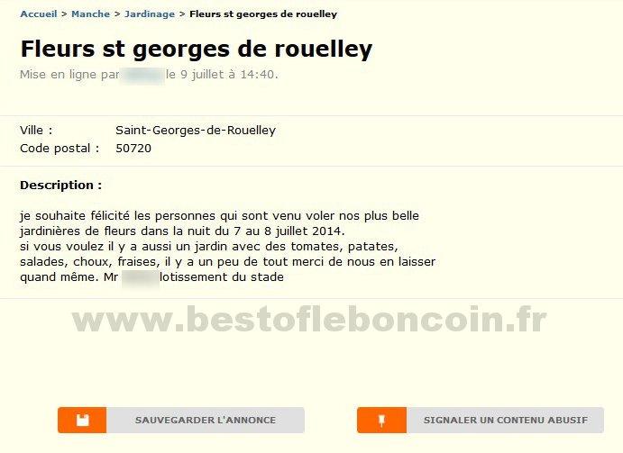 Fleurs St Georges De Rouelley Jardinage Basse Normandie