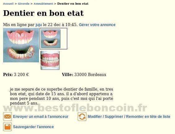 Dentier Familialle Ameublement Aquitaine Best Of Le