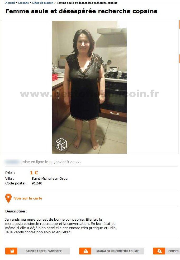 Le bon coin recherche femme [PUNIQRANDLINE-(au-dating-names.txt) 30